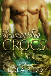Between Two Crocs COVER DESIGN