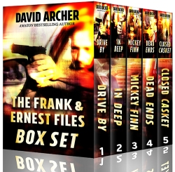 Frank & Ernest Files Box Set 3D s