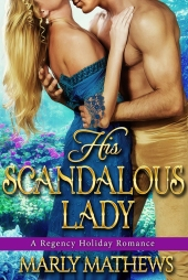 His Scandalous Lady 2 EBOOK COVER