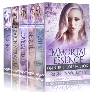 Immortal Essence Boxed Set s