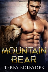 Mountain Bear BOOK COVER DESIGN