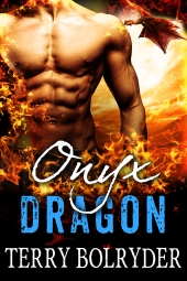 Onyx Dragon Cover Design s