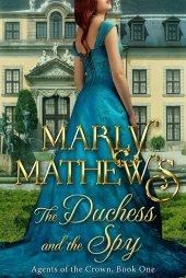 The Duchess and the Spy EBOOK DESIGN