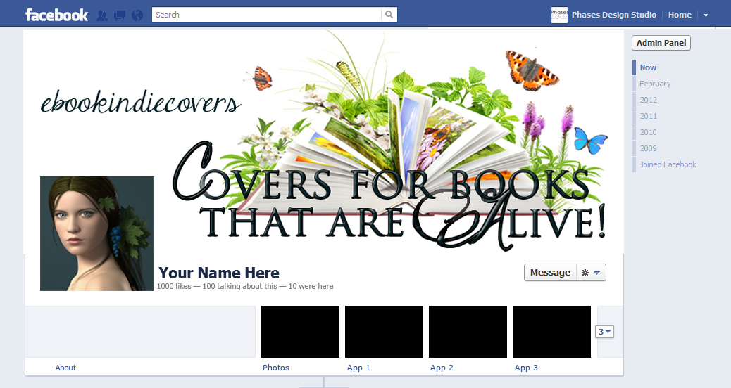 Sample Facebook Timeline How To Prepare For Facebook Timeline For