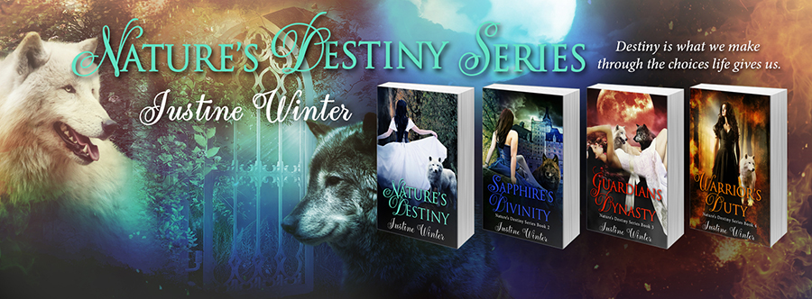 Nature's Destiny Series Banner Design