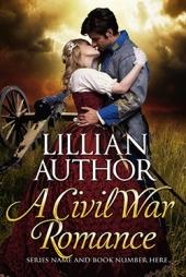 A Civil War Romance $60