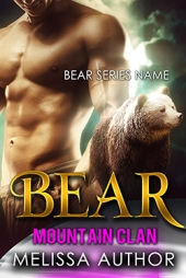 Bear Mountain Clan SET $180