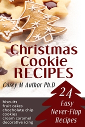 Christmas Cookie Recipes $30