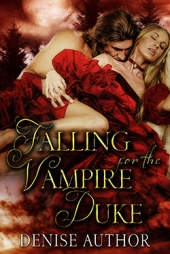 Falling for the Vampire $60