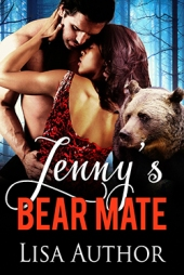 Jenny's Bear Mate $60