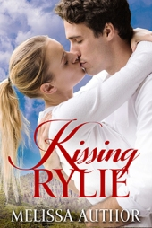 Kissing Rylie $60