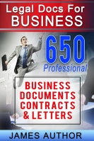 Legal Docs for Business $50