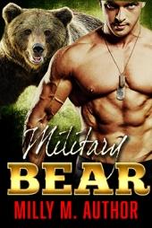 Military Bear SET $180