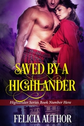 Saved by a Highlander B $60