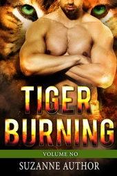 Tiger Burning SET $180