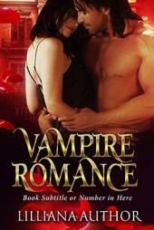 Vampire Romance 4SET $220