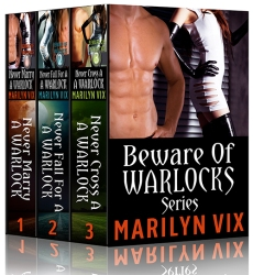 Beware of Warlocks Box Set s