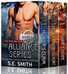 The Alliance Series Box Set small