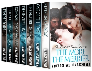 The More The Merrier Boxed Set 4 sample