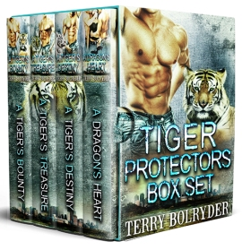 Tiger Protectors Box Set sample