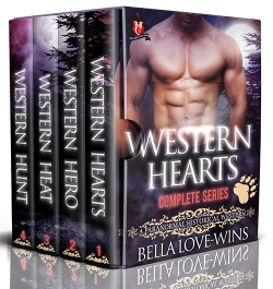 Western Hearts Box Set small