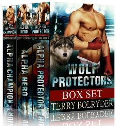 Wolf Protectors Box Set s