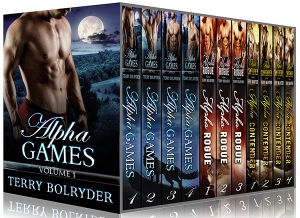 11 Books Set Alpha Games s