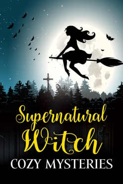 Supernatural Witch Cozy Mysteries