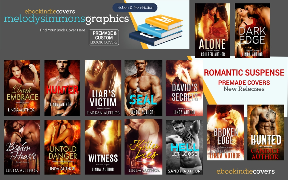 Banner Romantic Suspense